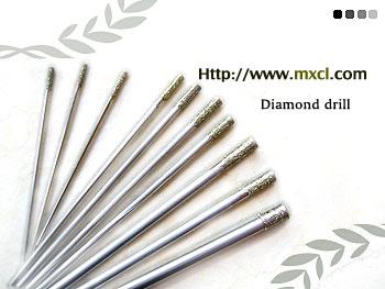 diamond-drill