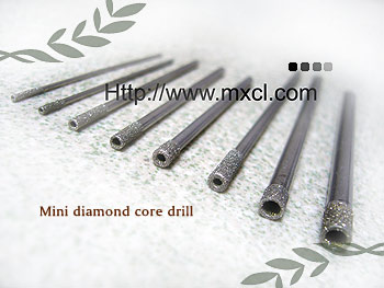 Mini core drill