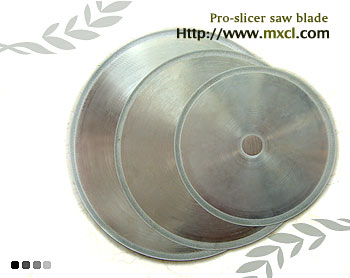 Ultra-thin saw blade